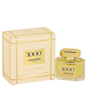 1000 Mini edp by jean patou 540176 5 ml