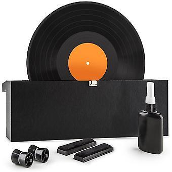 """HanFei Vinyl Clean - Schallplattenwaschmaschine, Vinyl Reinigungs und Pflegeset, für 7"""", 10"""" und 12"""""""