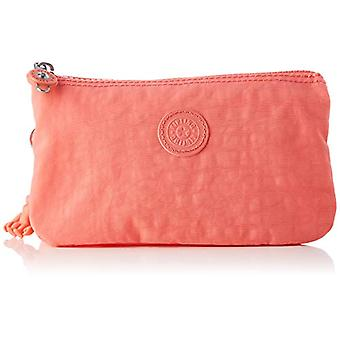 Kipling Creativity L, Accessories Travel Wallets For Women, Fresh Coral, One Size