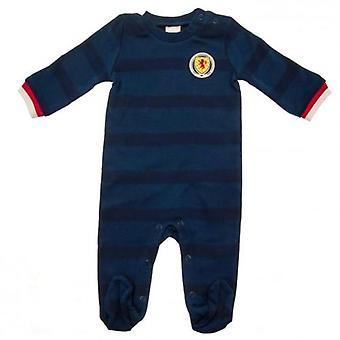 Σκωτσέζικη στολή ύπνου 12-18 μήνες