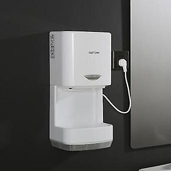 Automaattinen käsikuivain, WC:n automaattinen induktiokone, kuivausaika, puhallin