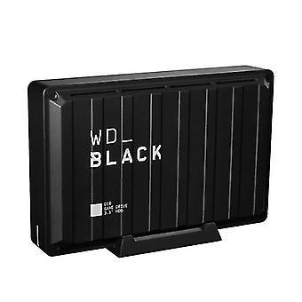 Wd Black D10 Game Drive 8Tb Black Multi City Asia