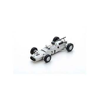 Matra MS5 (Graham Hill - F2 Grand Prix de Reims 1966) Resin Model Car