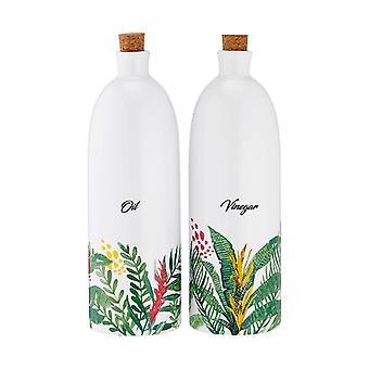 Ladelle Tierra Oil and Vinegar Set