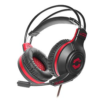 Speedlink Celsor Stereo PC Gaming Headset with Flexible Microphone Boom Stereo Jack 2.3M Cable