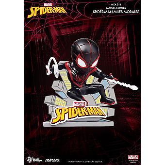 Marvel Comics Mini Muna Hyökkäyshahmo Spider-Man Miles Morales 8 cm