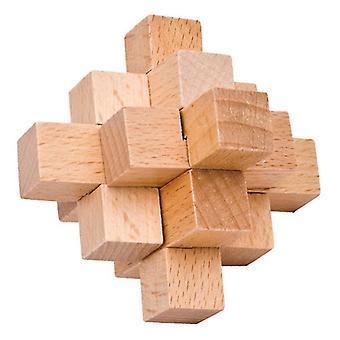 Holz Kinder Puzzle Spielzeug Demontage entsperren dt7522