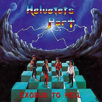Helvetets Port - Exodus To Hell Vinyl