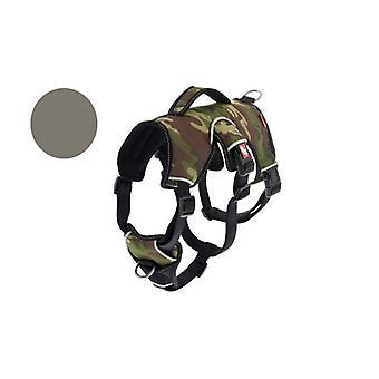 פריבילה רתמה מתכווננת K2 אפור (כלבים, צווארונים, מוביל ורתמות, רתמות)