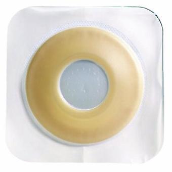 Barrière de colostomie Convatec sur-Fit Natura Pre-Cut, Extended Wear Durahesive, Ruban blanc 1-3/4 pouce Bride H, 10 Compte