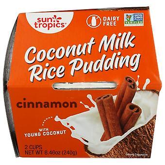 Sun Tropics Pddng Rice Coco Milk Cinn, Case of 6 X 8.46 Oz