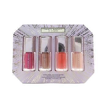 Fenty Beauty by Rihanna Glossy Posse: Mini Gloss Bomb Collection (Holo'Daze Edition) (4x Mini Gloss Bomb) 4x5.5ml/0.18oz