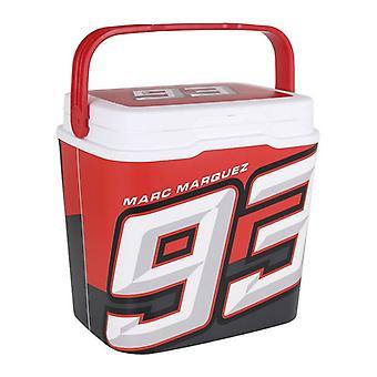 Bærbar Kjøleskap Marquez 93 Hvit 29 L