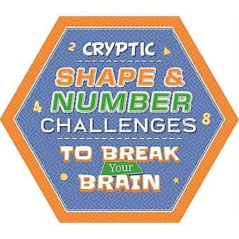 شكل خفي أمبير عدد التحديات لكسر الدماغ لغز لوحة مع TearOff صفحات Igloobooks