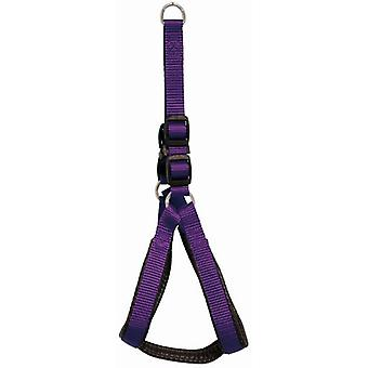 Boby Lisa Lined Headgear Purple (Dogs , Collars, Leads and Harnesses , Harnesses)