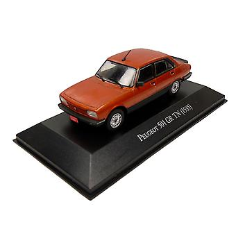 Peugeot 504 GR TN (1985)