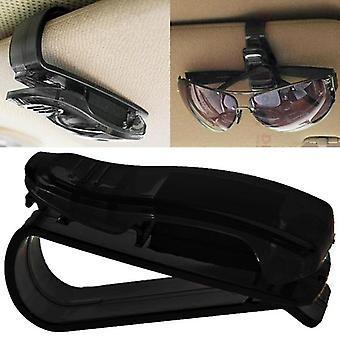 Auto Sun Visor Glasses Fastener Clip Storage Holder