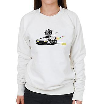 Rocket League Breakout Boombox Dam sweatshirt