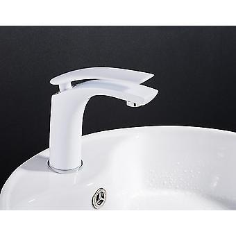 Faucets single handle water saving basin cold hot mixer tap