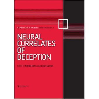 Corrélats neuronaux de la tromperie