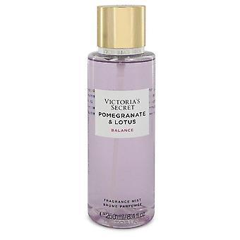 Victoria's secret melograno & lotus fragrance mist spray by victoria's secret 551370 248 ml