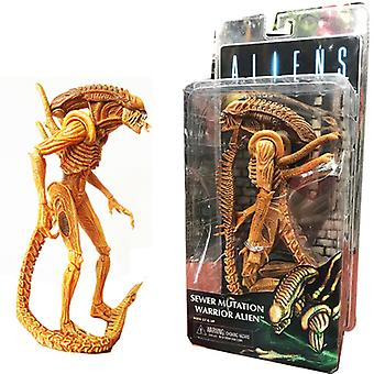 Hywell 2017 Movie Alien 2 Alien Sewer Edition 7-inch Hands-on Model