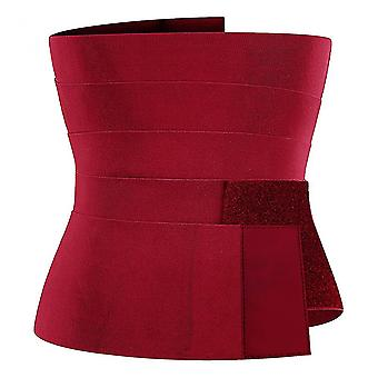 Snatch Me Up Bandasje Wrap Lumbar Midje Støtte Belte Justerbar Komfortable Ryggstøtter For Lavere