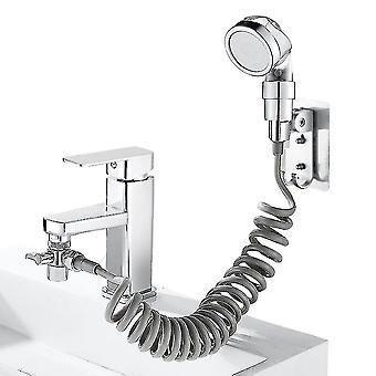 Bathroom Multi-functional Tap Faucet Shower Nozzle