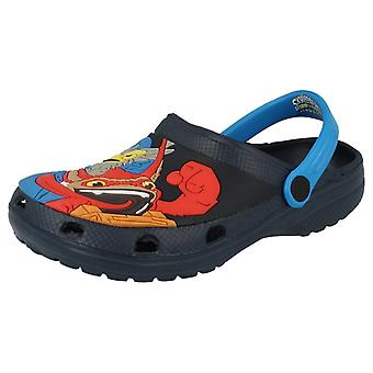 Jungen Charakter Swap Force Casual Clogs Skylanders