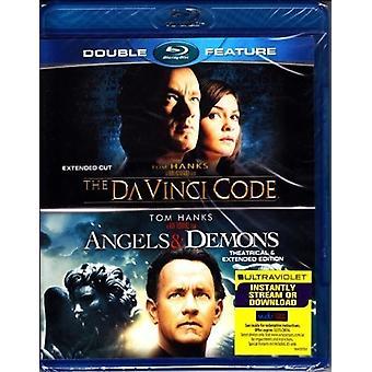 Anges & démons / import USA Da Vinci [Blu-ray]