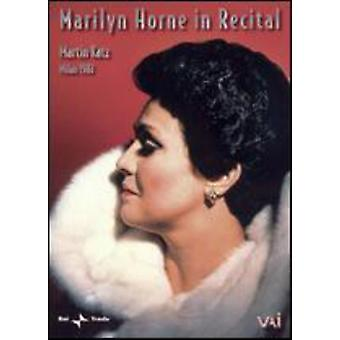 Marilyn Horne - Milan 1981 [DVD] USA import