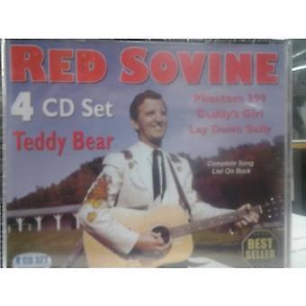 Röd köp - 40 låtar [CD] USA import