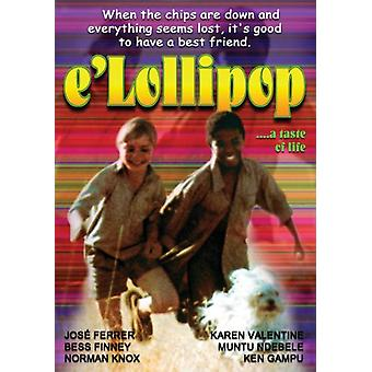 Elollipop [DVD] USA import
