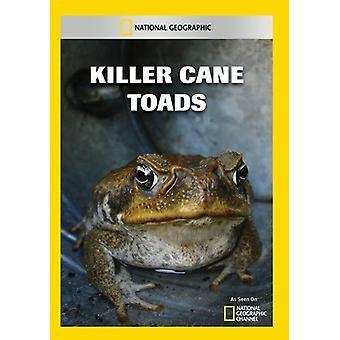 Moordenaar Cane padden [DVD] USA importeren