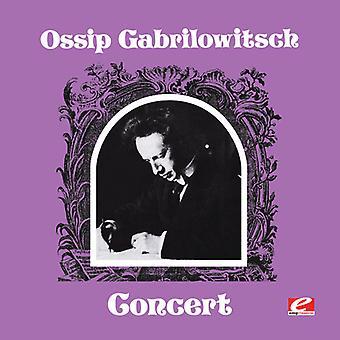Ossip Gabrilowitsch - Ossip Gabrilowitsch コンサート 【 CD 】 USA 輸入