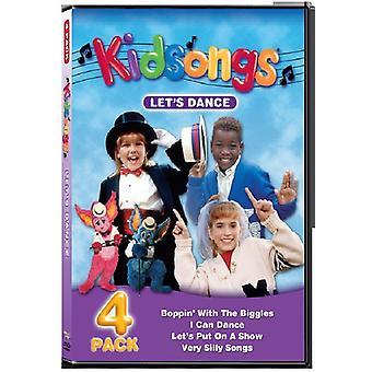 Kidsongs - Let's Dance [DVD] USA import