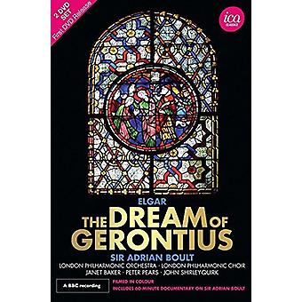 Elgar: Dream of Gerontius [DVD] USA import