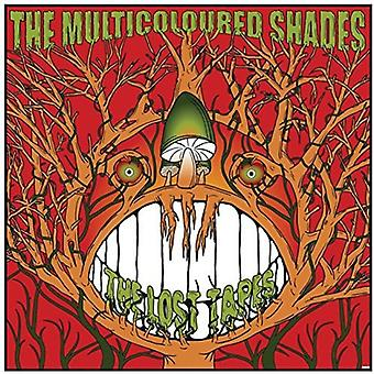 Multicoloured Shades - Multicoloured Shades-the Lost Tapes [Vinyl] USA import