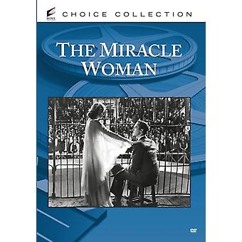Importation de miracle USA femme [DVD]