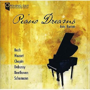 Avis Romm - Piano Dreams [CD] USA import