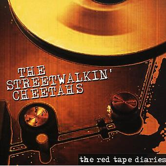 Streetwalkin' Cheetahs - Red Tape Diaries [CD] USA import