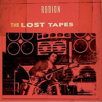 Rodion - Lost Tapes [CD] USA import