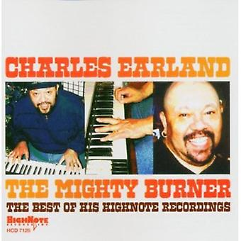 Charles Earland - puissant brûleur-Best of import USA Highnote enregistrements [CD]