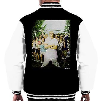 Eminem Crowd mænds Varsity jakke