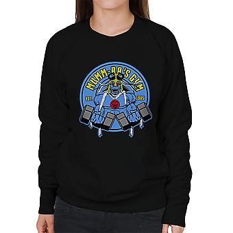 Mumm Ras Gym ThunderCats Women's Sweatshirt