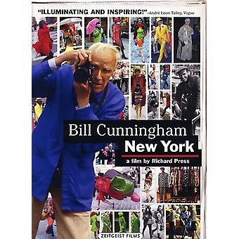Bill Cunningham New York [DVD] USA import