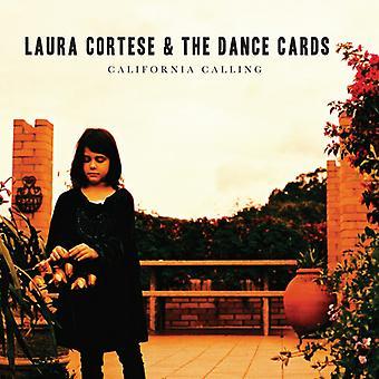 Cortese*Laura & the Dance Cards - California Calling [Vinyl] USA import