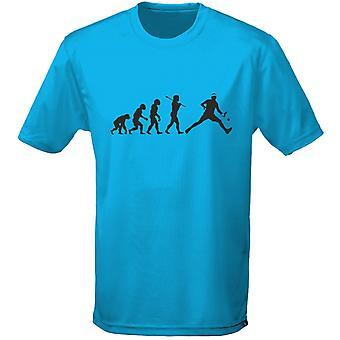 Tennis Evolution Mens T-Shirt 10 Colours (S-3XL) by swagwear