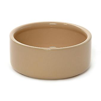 Mason Cash Plain Pot Dog Bowl