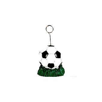 Ballon Poids / Porte Photo Soccer Ball